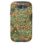 Vintage Floral Design Galaxy S3 Covers