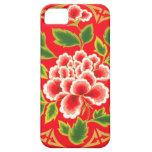 Vintage Floral Design iPhone 5 Case