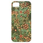 Vintage Floral Design iPhone 5 Cases