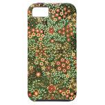 Vintage Floral Design iPhone 5 Cover