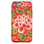 Vintage Floral Design iPhone 6 Case