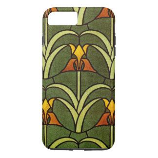 Vintage Floral Design iPhone 7 Plus Case