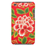 Vintage Floral Design  iPod Touch Cover