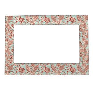 Vintage Floral Frame Design - 4