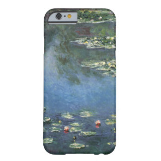 Vintage Floral Impressionism, Waterlilies by Monet Barely There iPhone 6 Case