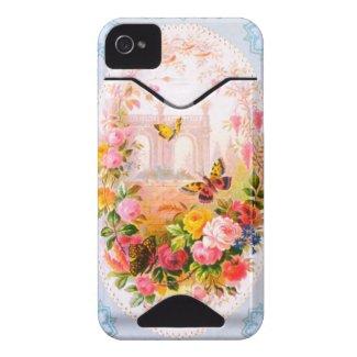 Vintage Floral Iphone 4S Case casematecase