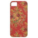 Vintage Floral iPhone 5 Case