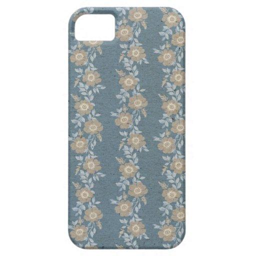 Vintage floral iPhone 5 funda