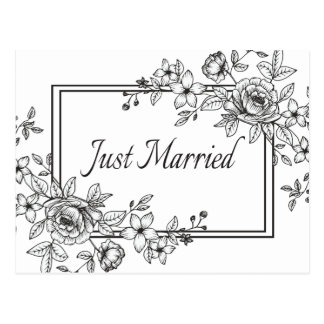 Shabby Chic Vintage Wedding Just Married Sign   Fairy Eco ...  Vintage Just Married