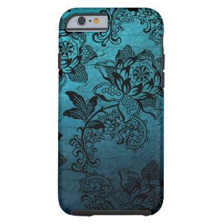 Vintage Floral Lace Tough iPhone 6 Case