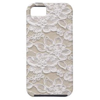 Vintage Floral Lace iPhone SE/5/5s Case