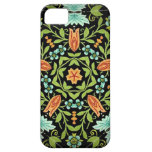 Vintage floral mandala pattern iphone cases iPhone 5 cases