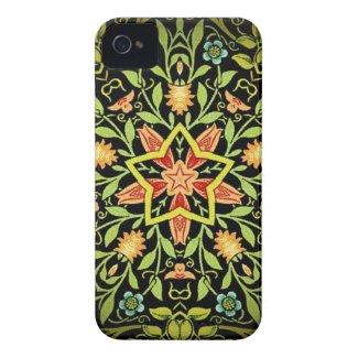 Vintage floral mandala pattern iphone cases casemate_case