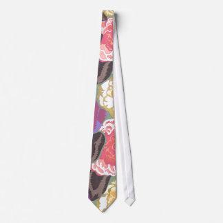 Vintage Floral Neck Tie