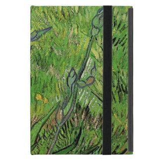 Vintage floral oil painting, Van Gogh Iris iPad Mini Case