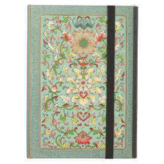 Vintage Floral Passion Flower Case For iPad Air