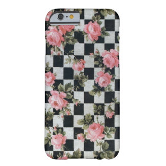 Vintage Floral Pattern from 1916 Barely There iPhone 6 Case