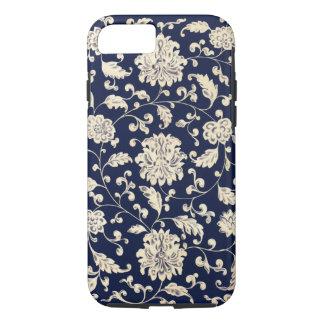 Vintage Floral Pattern iPhone 7 Case