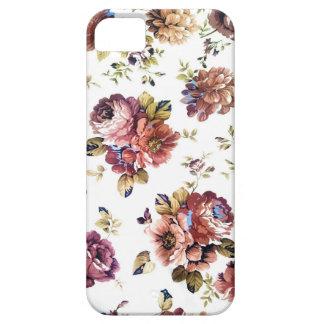 Vintage Floral Pattern Phone Case