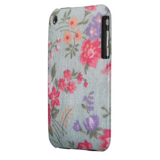 Vintage Floral Pattern Samsung Galaxy Case iPhone 3 Case-Mate Cases