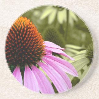 Vintage Floral Print Coasters