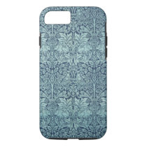 Vintage Floral Rabbit Birds Pattern iPhone 8/7 Case