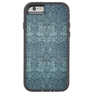 Vintage Floral Rabbit Pattern iPhone 6 Case