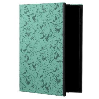 Vintage Floral Sea Foam Green Powis iPad Air 2 Case