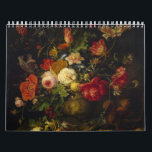 "Vintage Floral Victorian Oil Paintings, 2018 Calendar<br><div class=""desc"">Give the gift of vintage art with this Vintage Floral Victorian Oil Paintings 2018 Calendar. Makes a great accent to any room and for anyone with a victorian decor. Each month is a different floral painting that are framable in and of themselves. Makes a great gift!</div>"