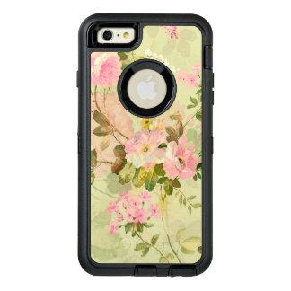 Vintage Floral Victorian OtterBox Defender iPhone Case