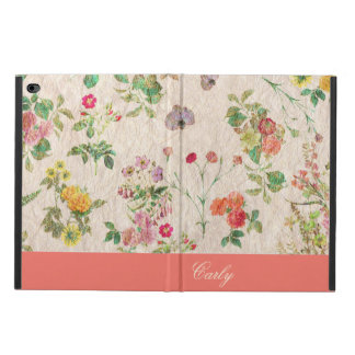 Vintage Floral Wallpaper Custom iPad Air 2 Case Powis iPad Air 2 Case