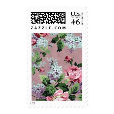 wallpaper rose garden. Vintage Rose Garden Card by