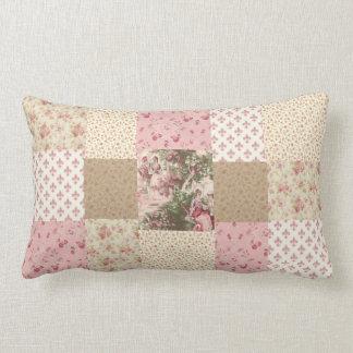 Vintage Floral wink Pillows