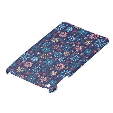 Vintage florals iPad mini case