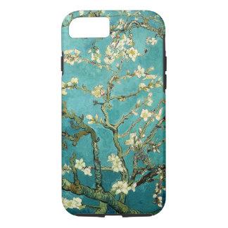 Vintage floreciente Van Gogh floral del árbol de Funda iPhone 7