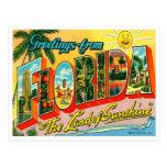 Vintage Florida Postcard at Zazzle