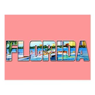 Vintage Florida Postcards