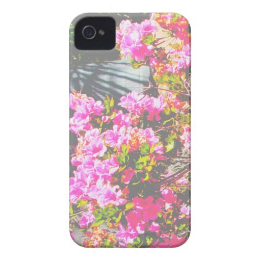 Vintage flower floral iphone 4 4s case zazzle for Grove iphone 4 case