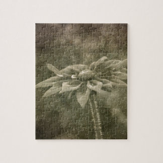Vintage Flower Jigsaw Puzzle