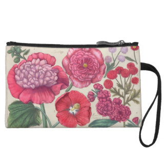 Vintage Flower Mini Clutch