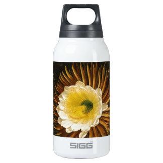 Vintage Flower Night-Blooming Cereus Thornton Insulated Water Bottle