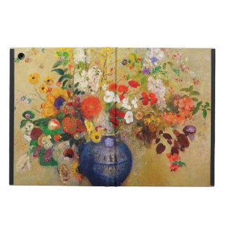 Vintage Flower Painting iPad Case