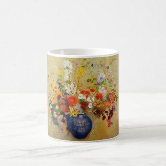 Vintage Flower Painting Mug