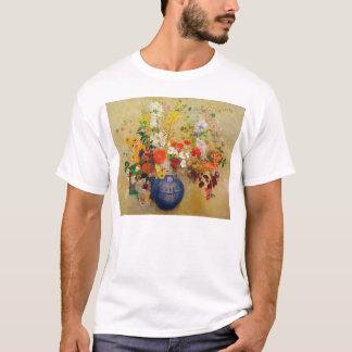 Vintage Flower Painting T-shirt