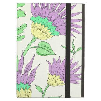 Vintage Flower Spray iPad Air Cases