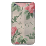 Vintage Flowers & Birds iPod Touch Case