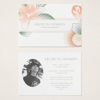 Gallery Of Inspiring Sympathy Thank You Card