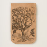 Vintage Flowers Etching iPhone 6/6S Case