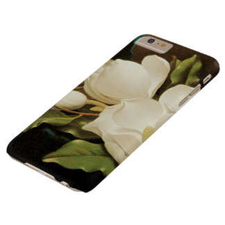 Vintage Flowers, Giant Magnolias by Martin Heade Barely There iPhone 6 Plus Case