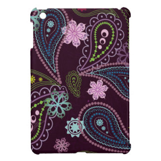 vintage flowers multicoloured cover for the iPad mini
